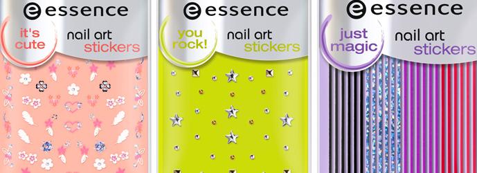 Essence Nail Art 8
