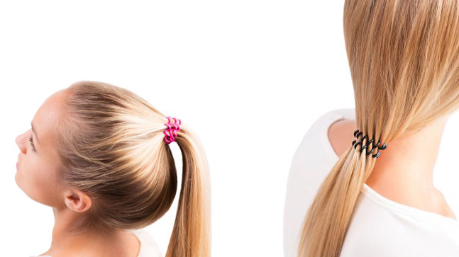 Invisibobble traceless hair ring 3
