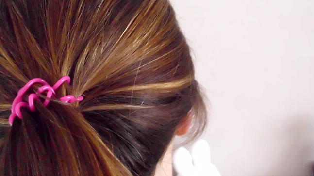 Invisibobble traceless hair ring 4