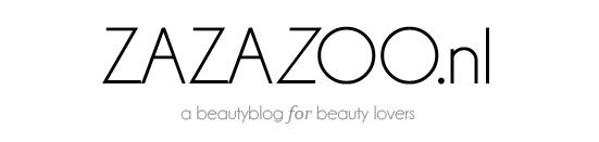 zazazoo.nl beautyblog