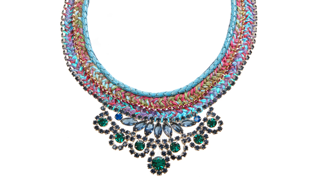 Ooak Jewelz - Statement Ketting € 398.-
