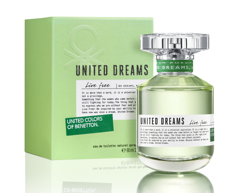 United Colors of Benetton United Dreams 4