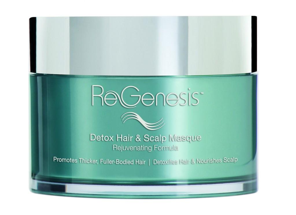 Regenesis Detox hair masque
