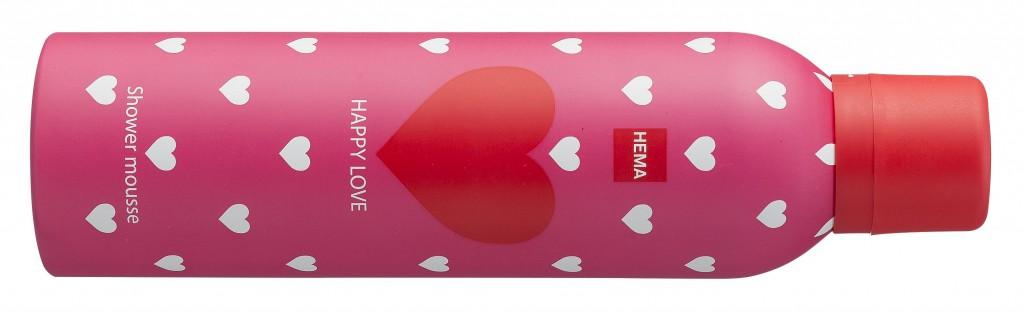 Hema Shower Mousse Happy Love €4,-