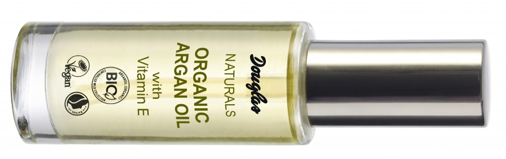 Douglas Naturals Organic Argan Oil