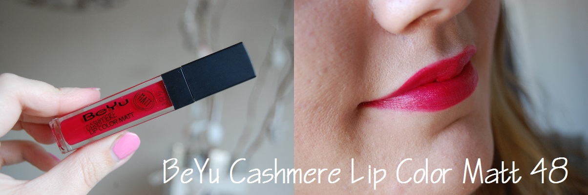 BeYu Cashmere Lip Color Matt 48