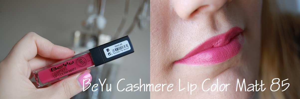BeYu Cashmere Lip Color Matt 85