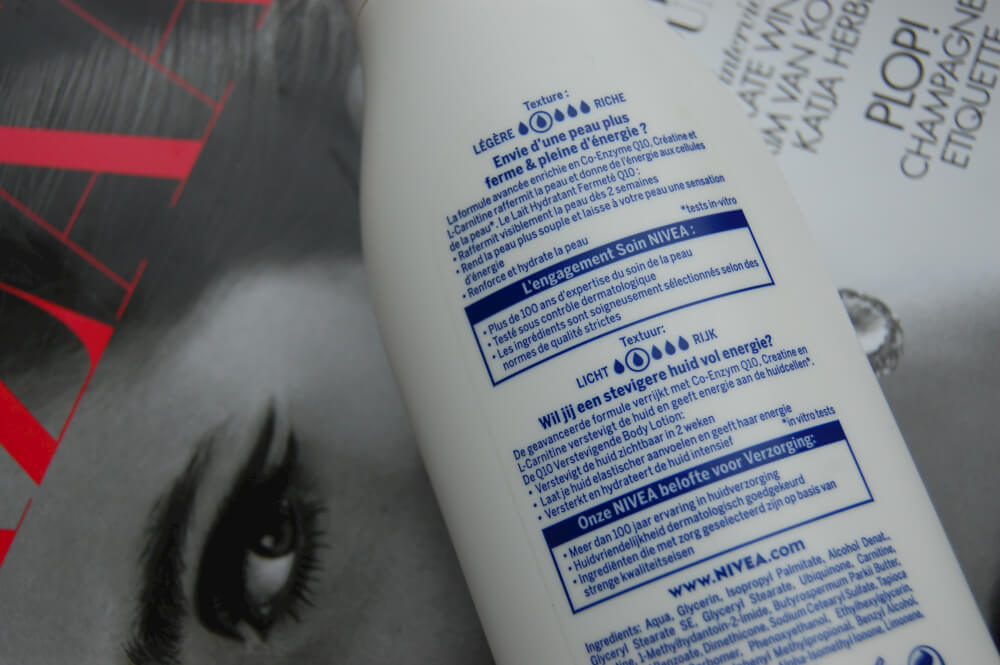 Nivea Q10 Verstevigende Bodylotion