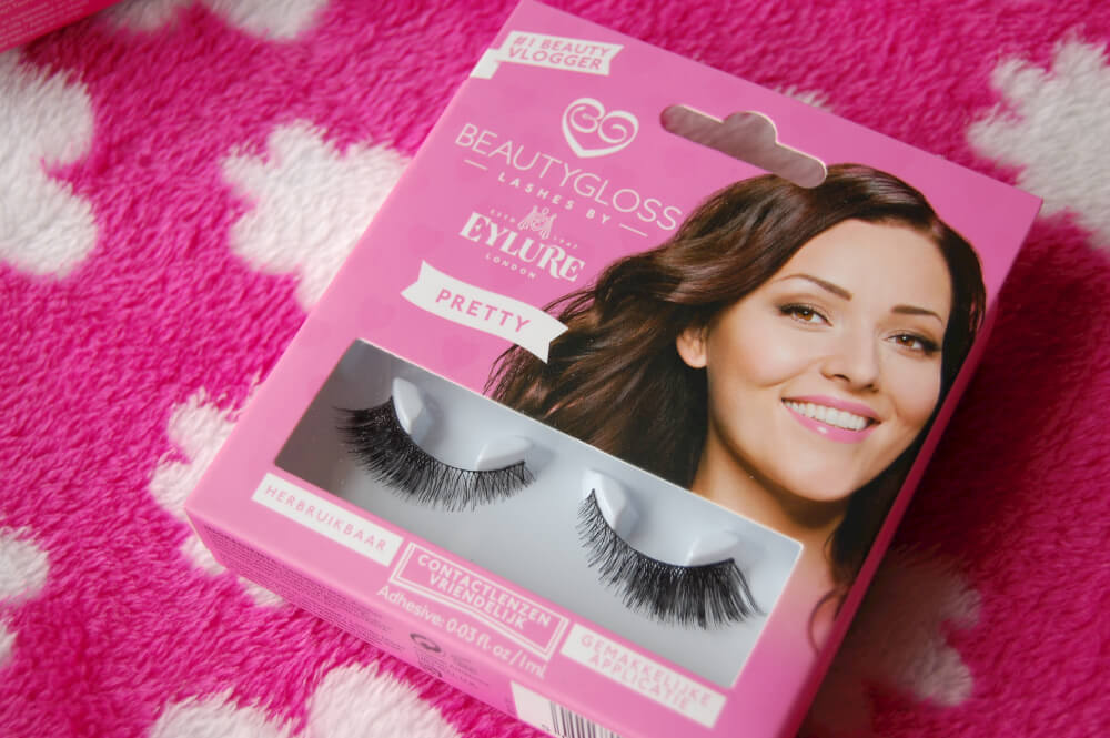 Beautygloss lashes by Eylure