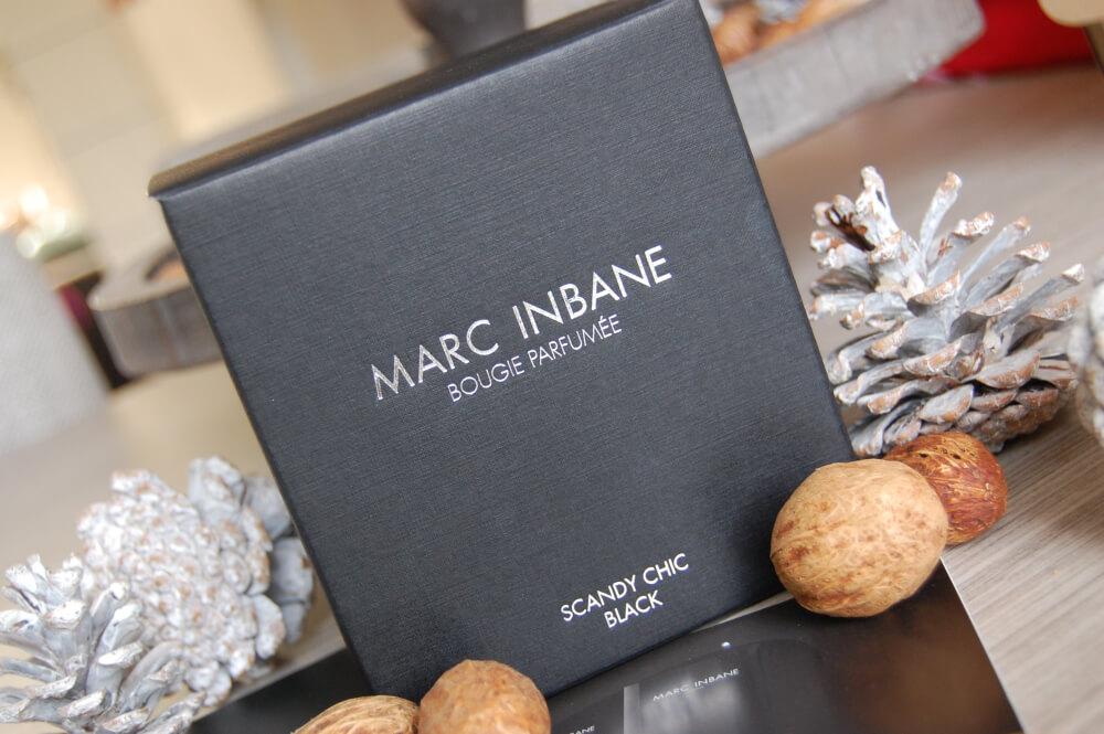 Marc Inbane Bougie Parfumée + winactie!