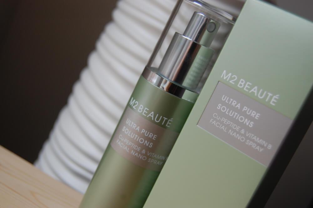 M2 Beauté CU Peptide Facial Spray