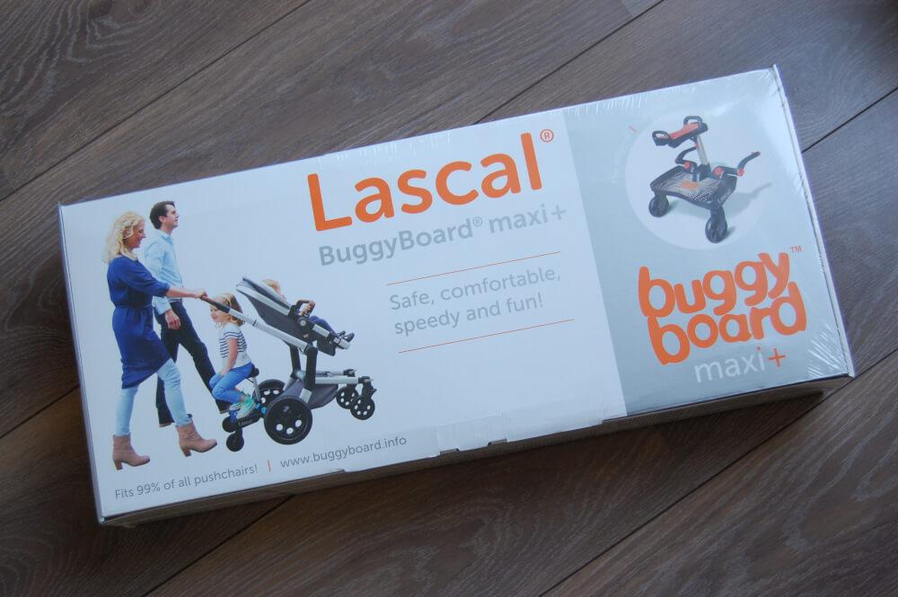 Lascal BuggyBoard Maxi+ Saddle