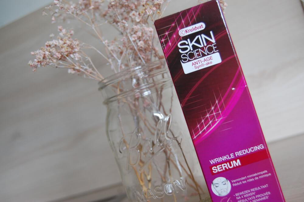 Kruidvat Skin Science Wrinkle Reducing Serum