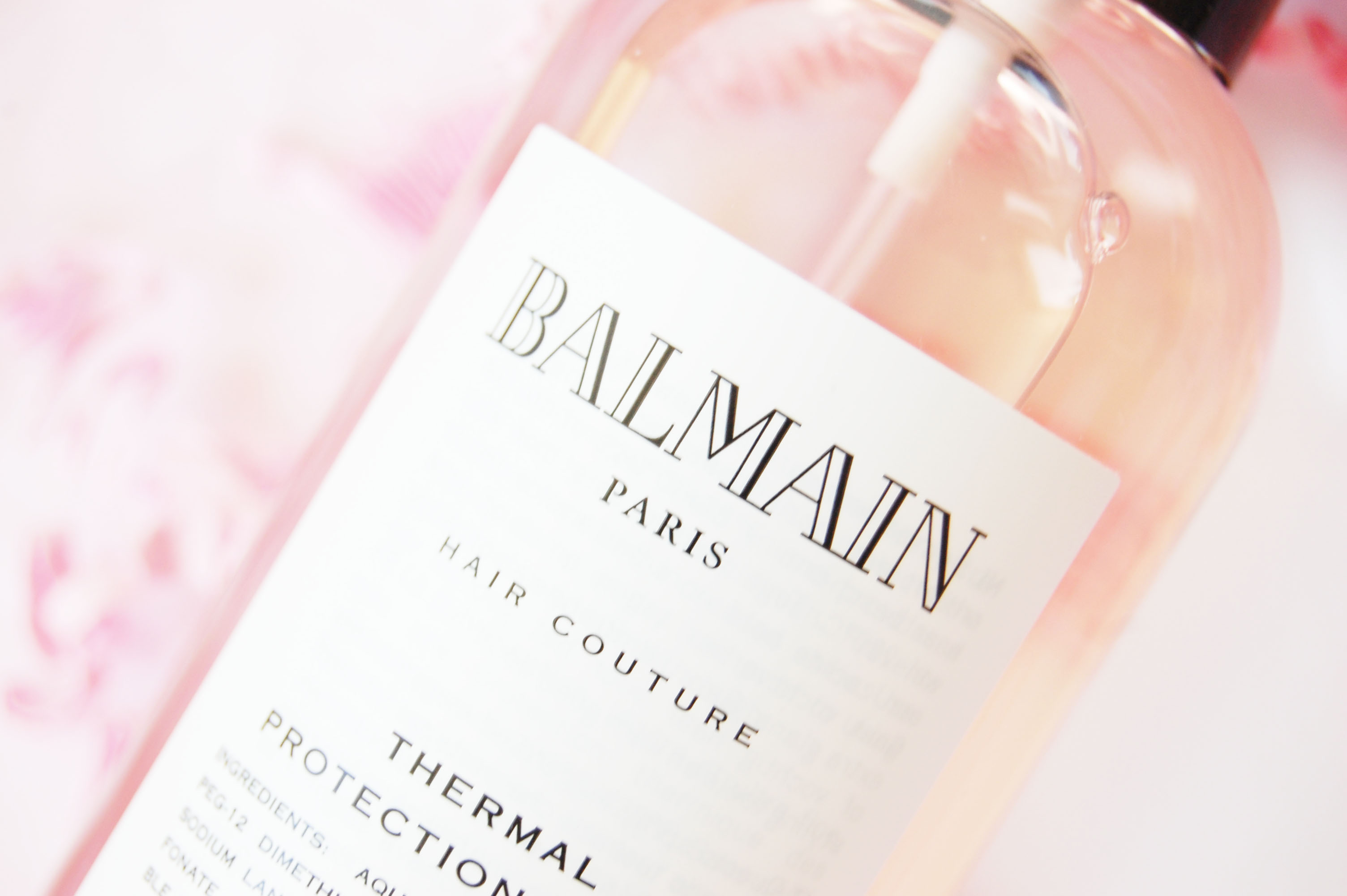 Balmain Hair Couture Thermal Protection Spray
