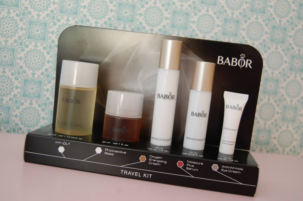 Babor Travel Kit