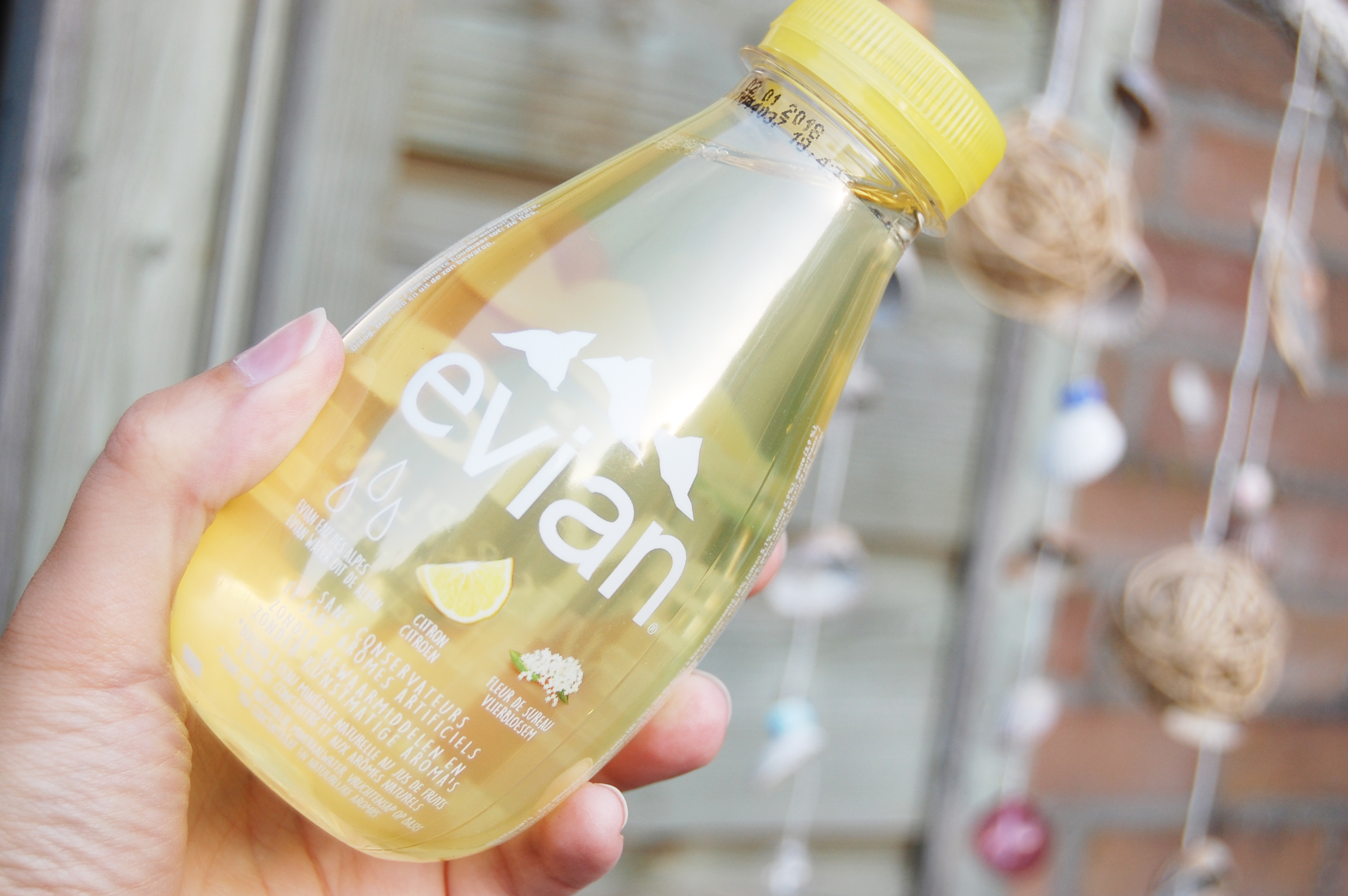 Evian Fruits & Plantes