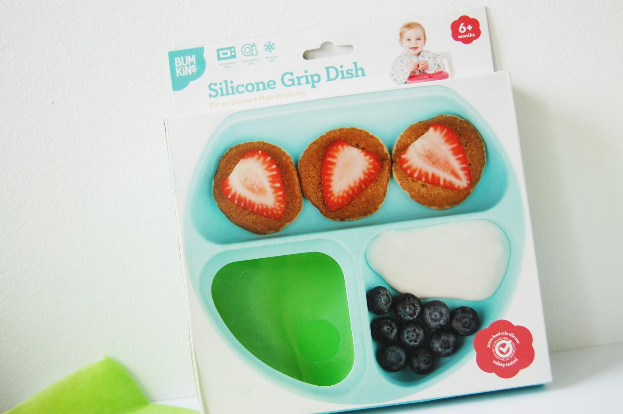 Bumkins Grip Dish