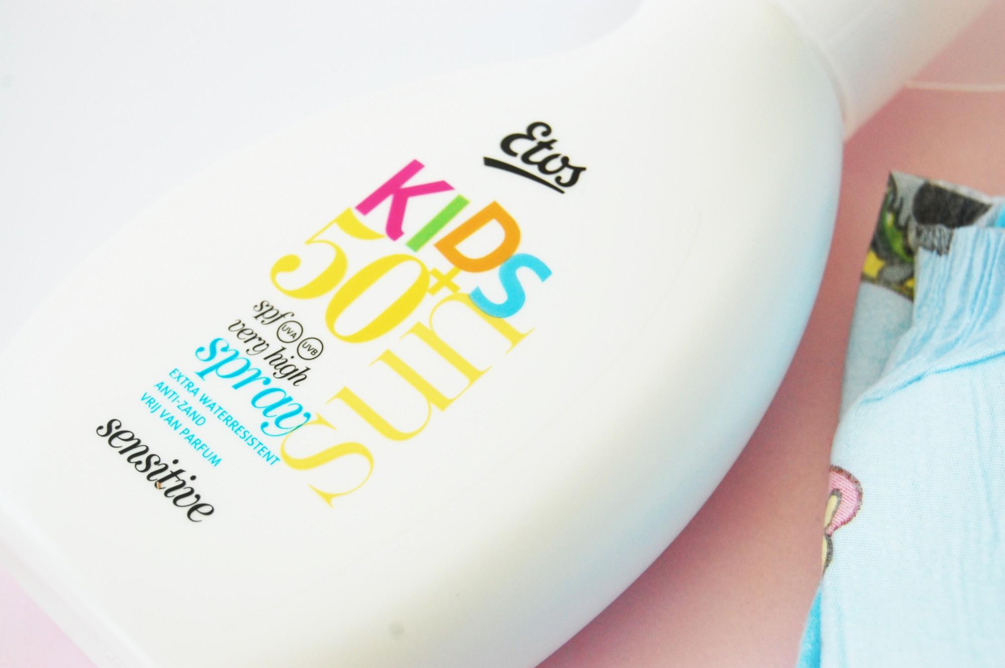 Etos Kids SPF50