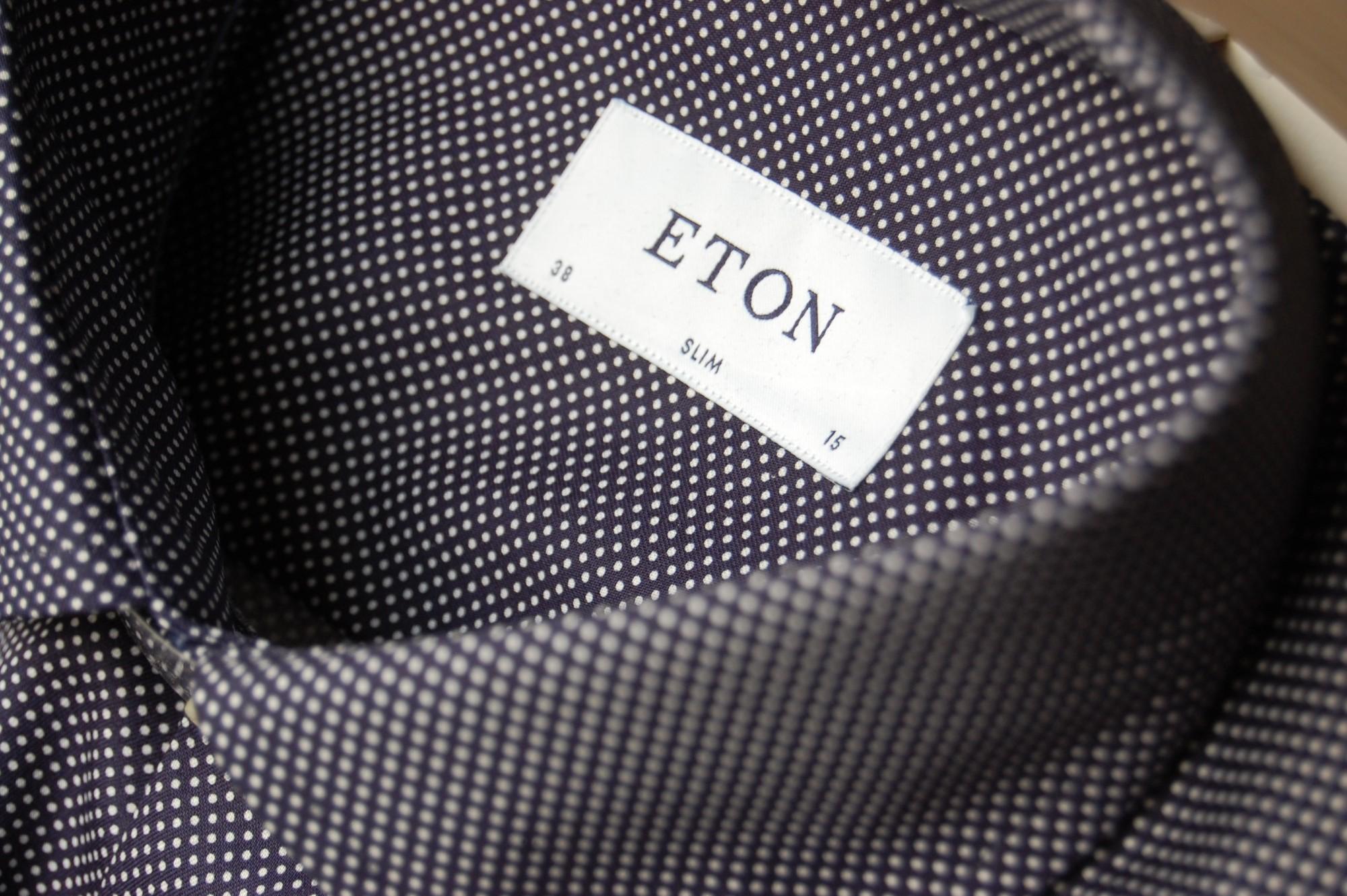 Eton overhemden.com