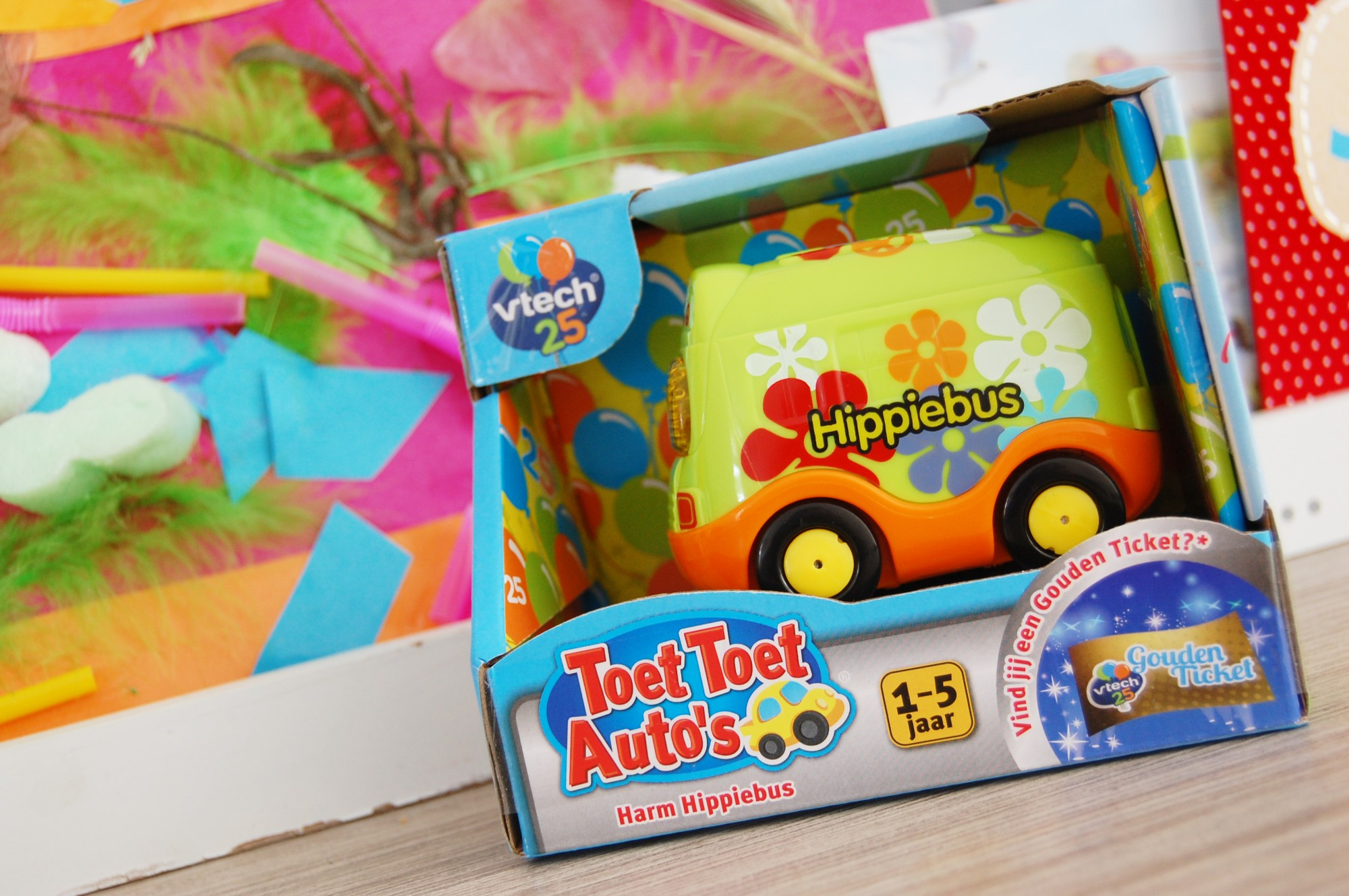 Vtech Harm Hippiebus