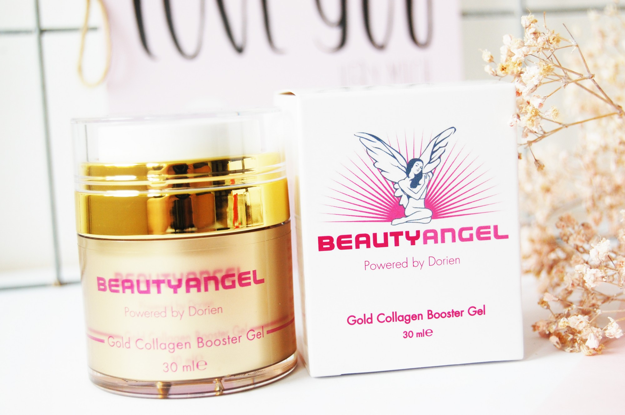 Beauty Angel Gold Collagen Booster