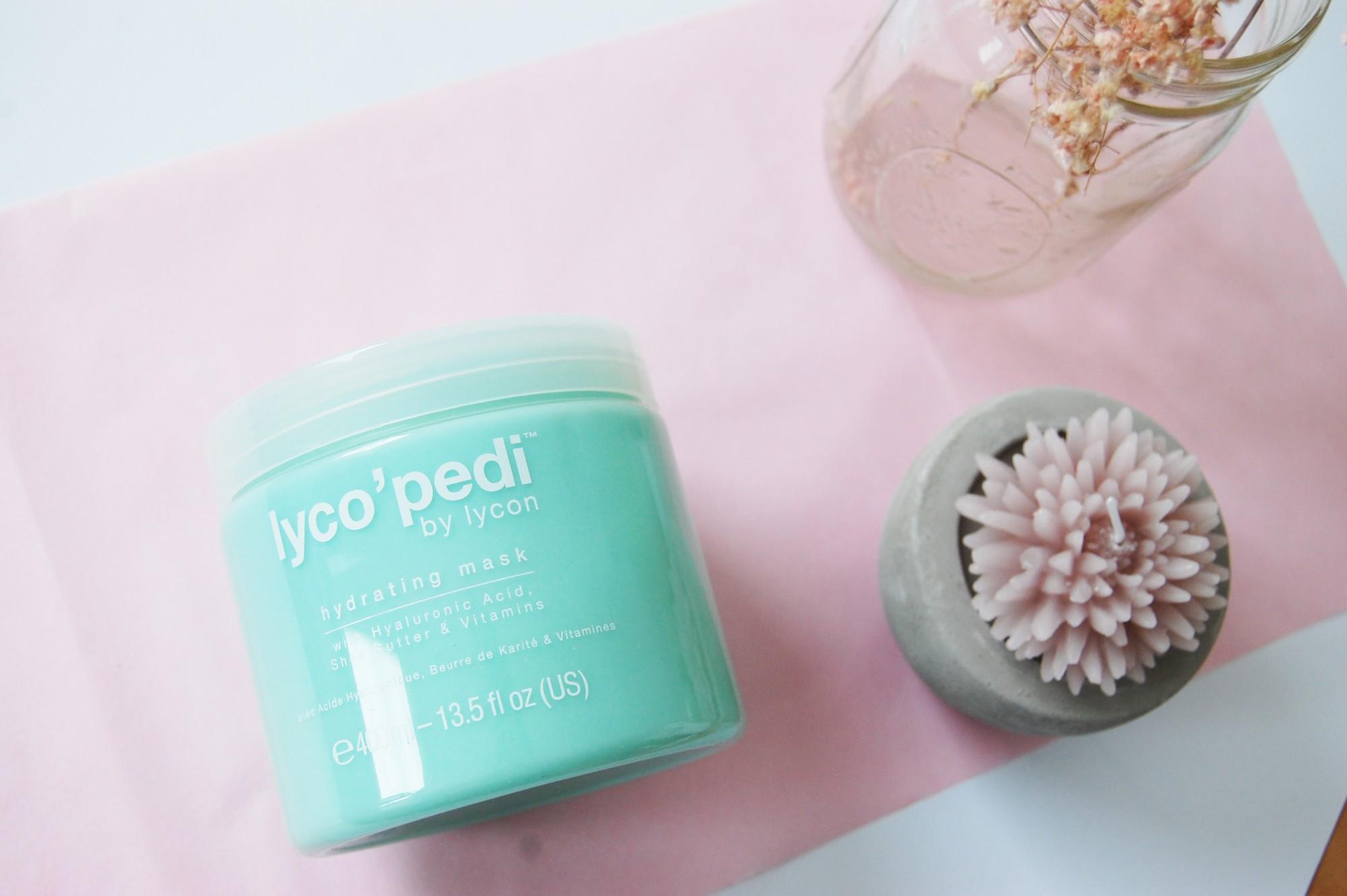 Lyco'Pedi by Lycon Hydraterend Voetmasker