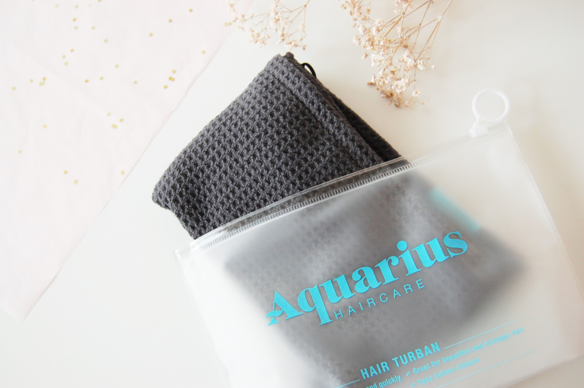 Aquarius Hair Turban