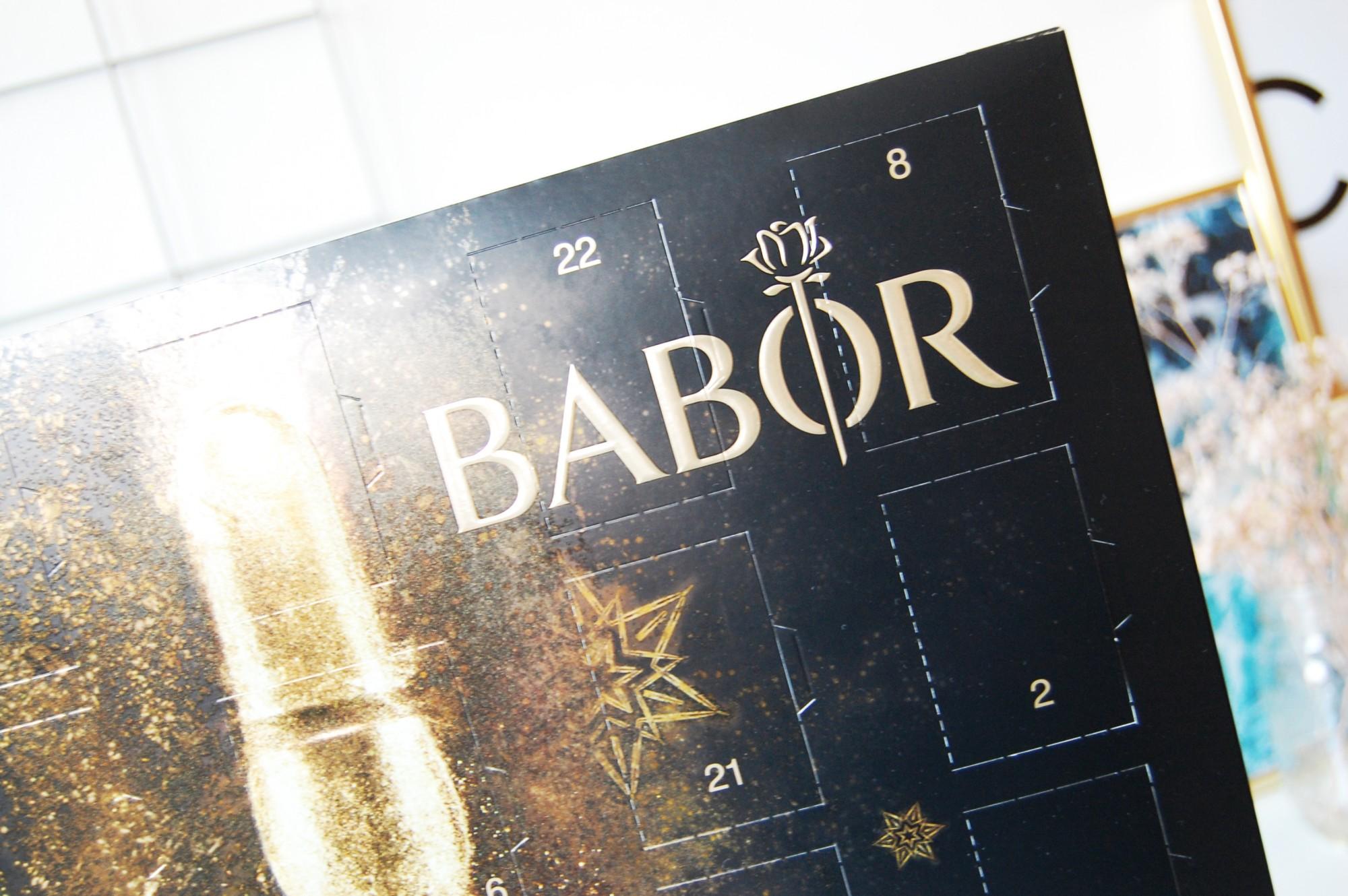 Babor Adventskalender 2017