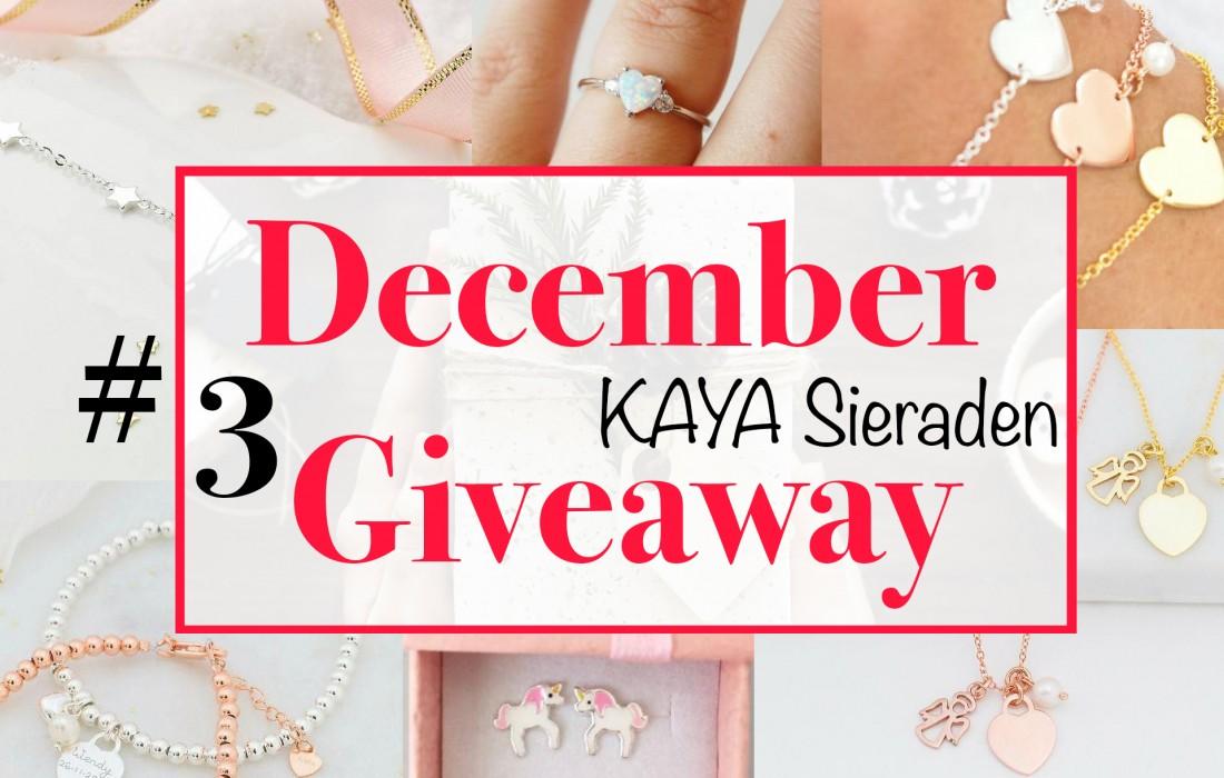 December Giveaway 3