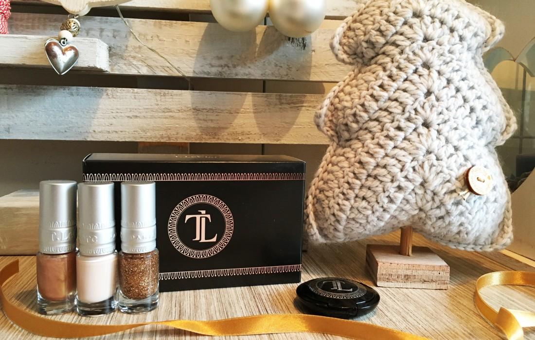 T. LeClerc make-up kerst 2017