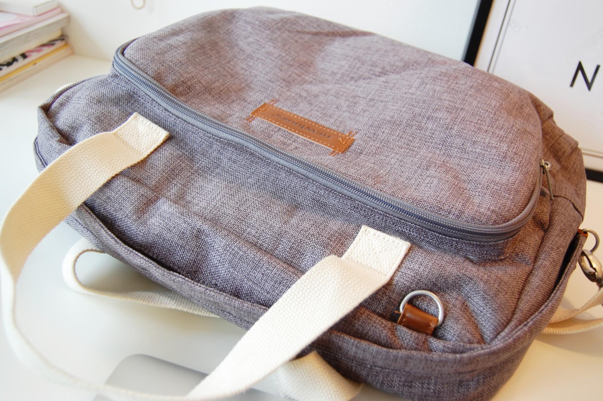 New Looxs Postino Grey bag