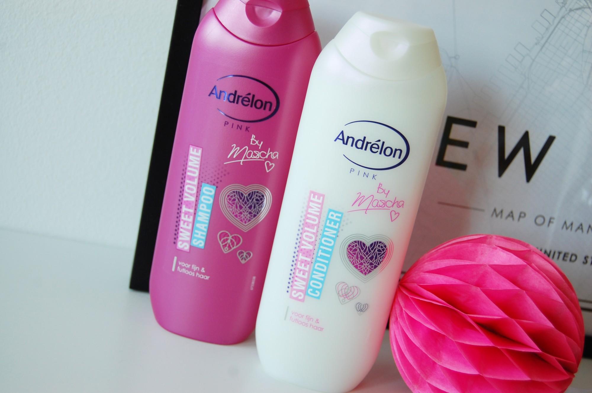 Andrélon Pink by Mascha