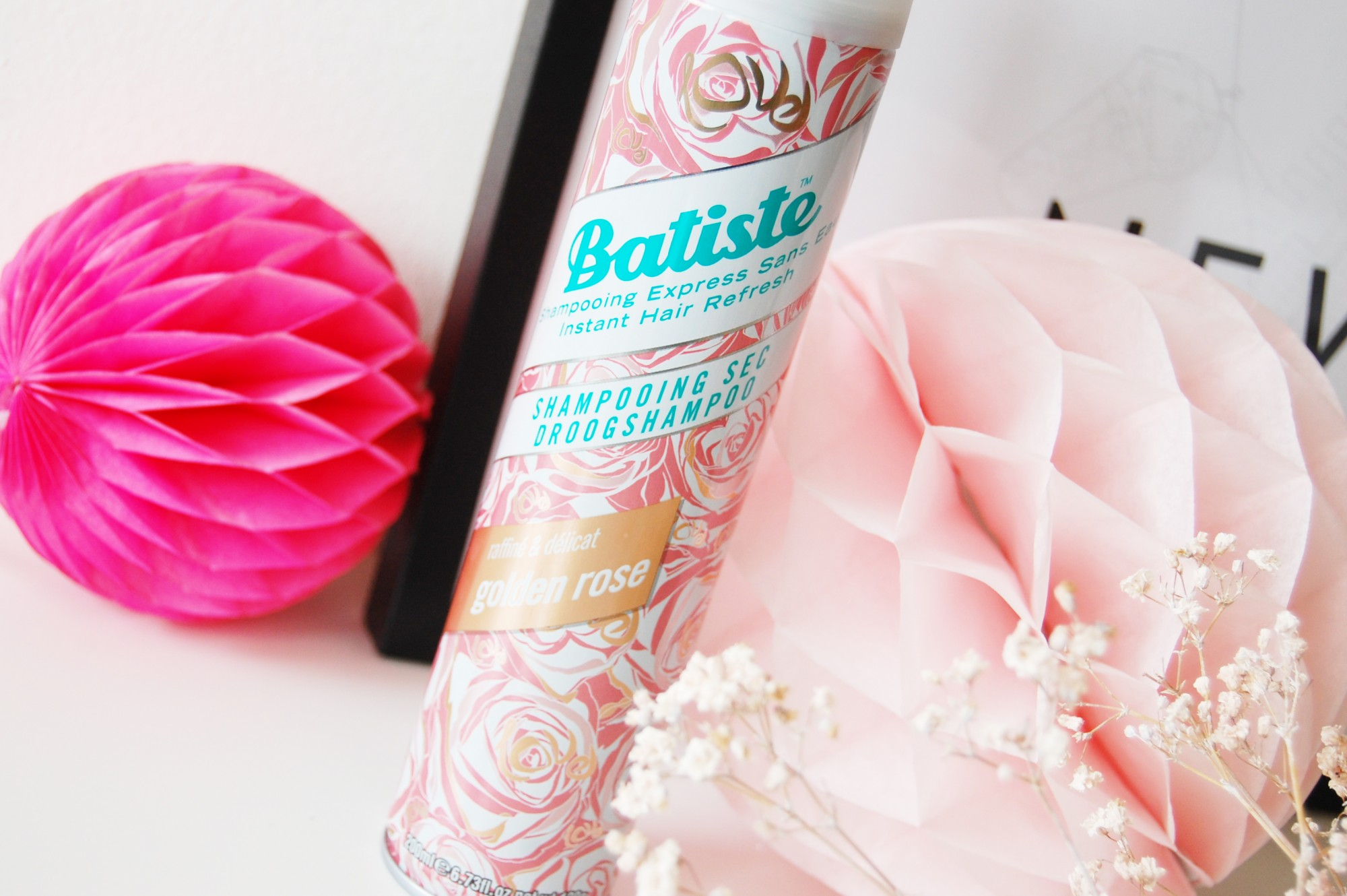 Batiste Golden Rose