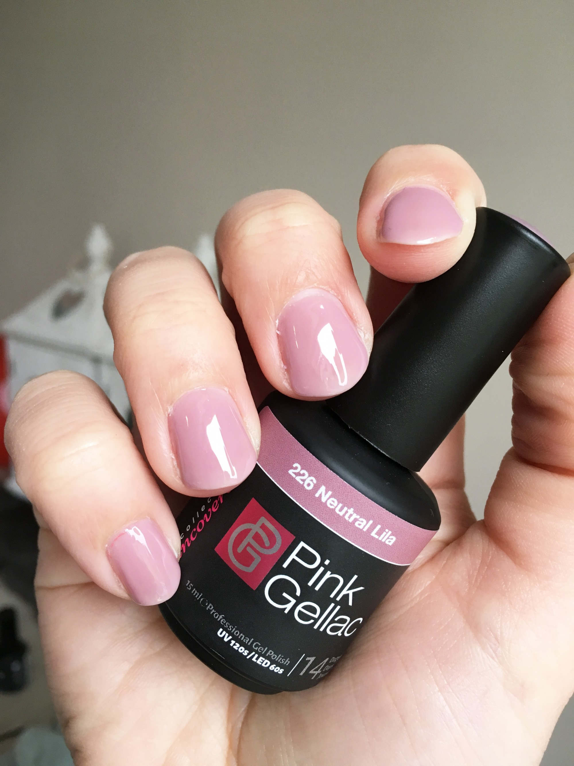 Pink Gellac