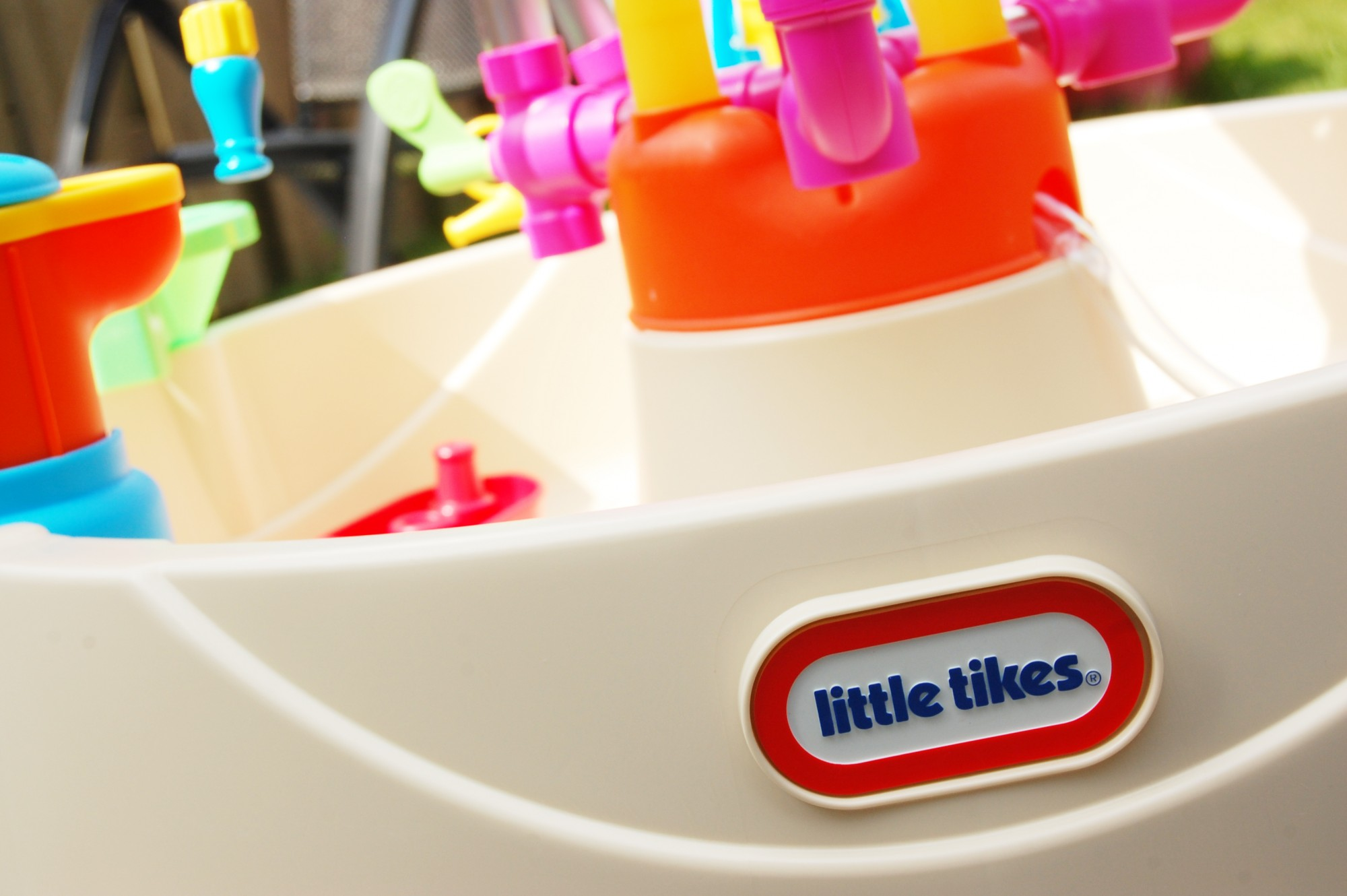 Little Tikes Fountain Factory