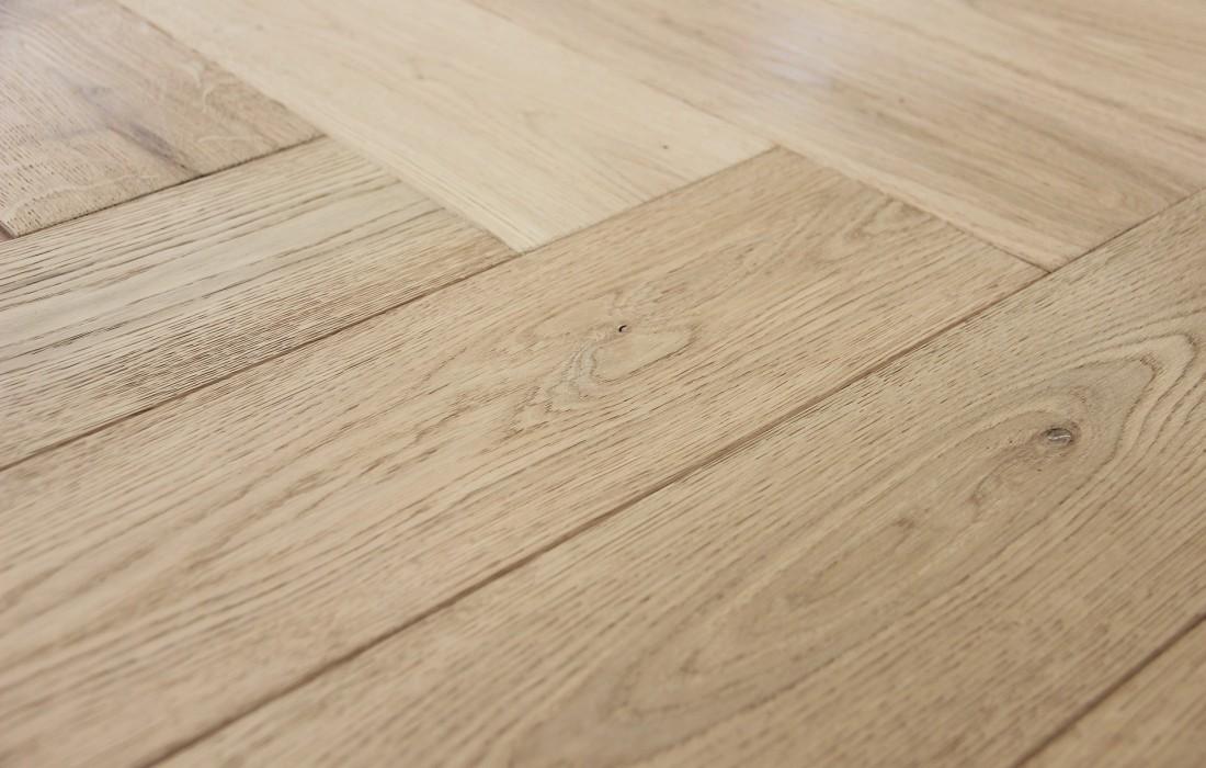 visgraat vloer