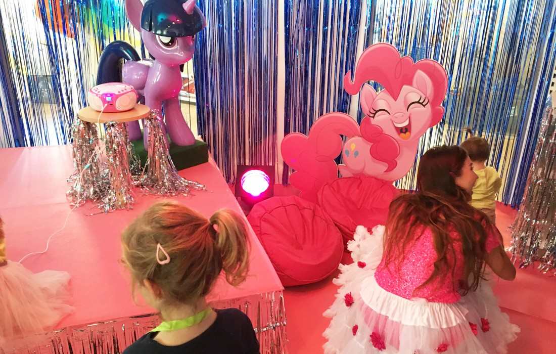 Hasbro event