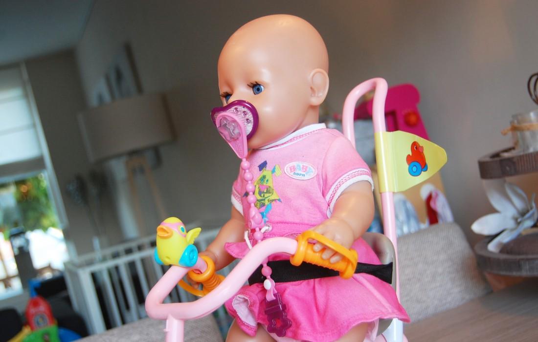 Baby Born Play&Fun Fiets