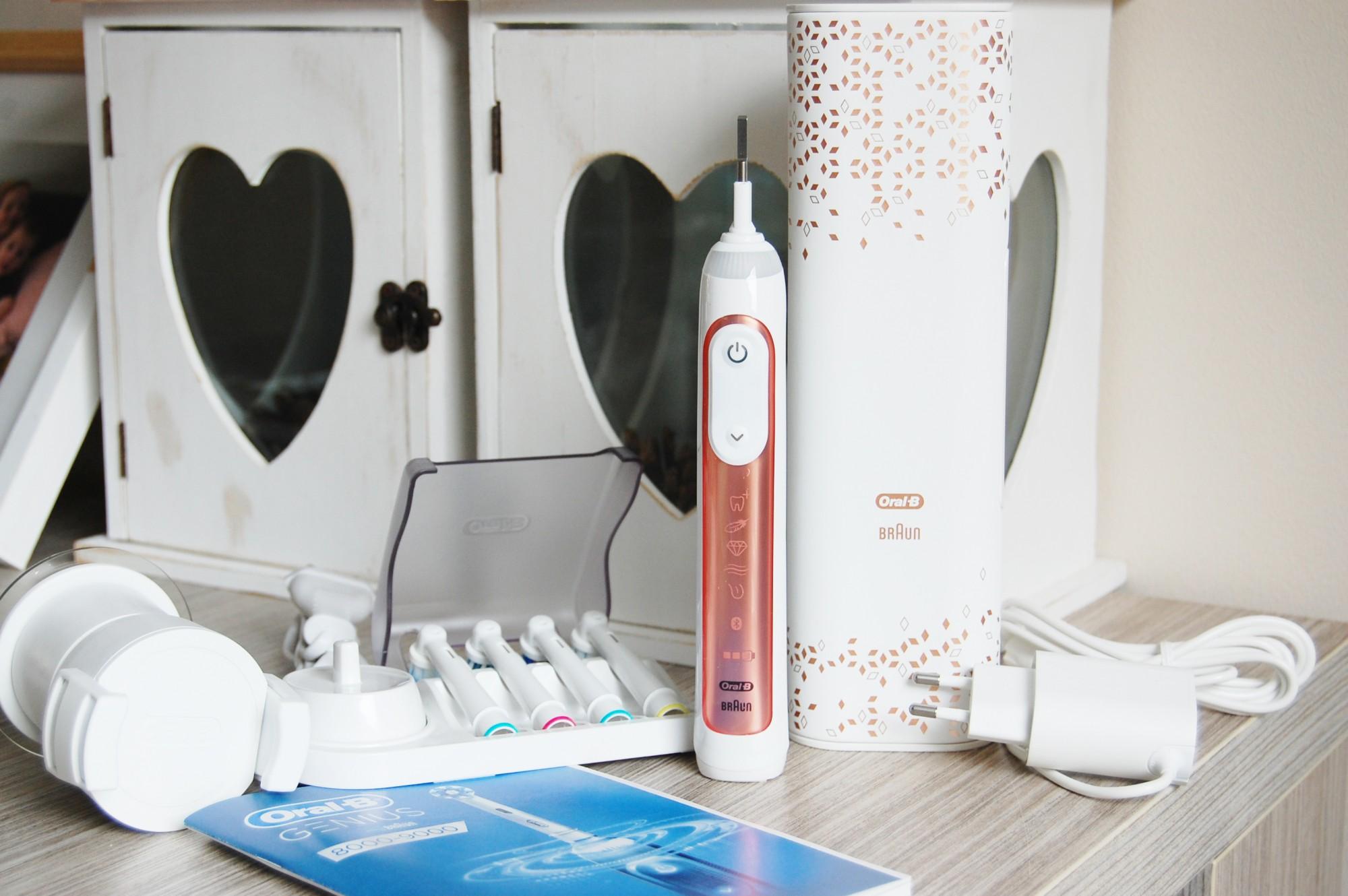 Oral-B Genius 9000s Rosegold