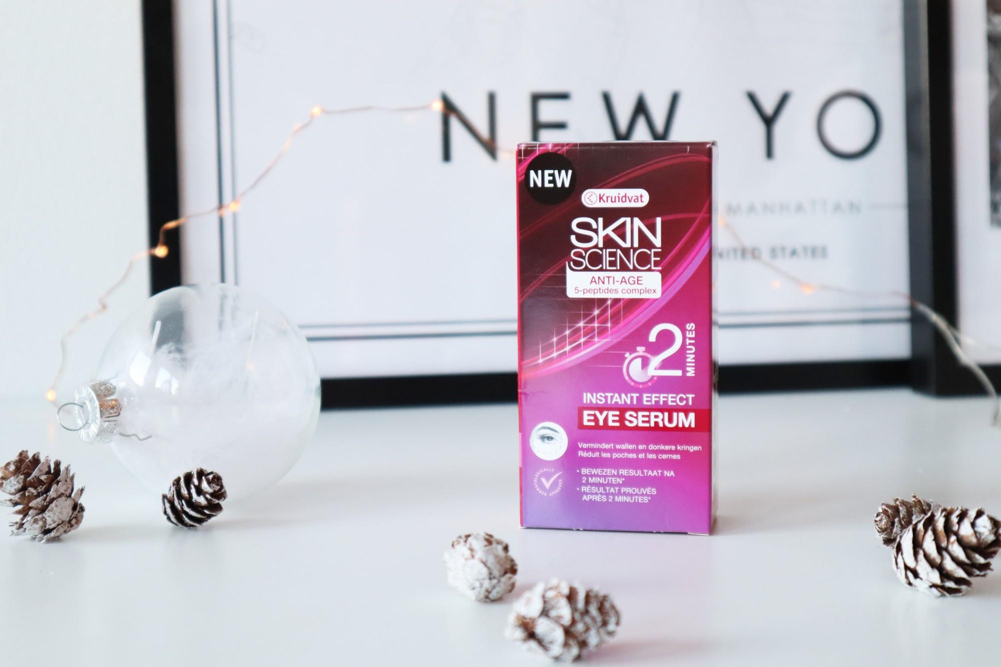 Kruidvat Skin Science Instant Effect Eye Serum