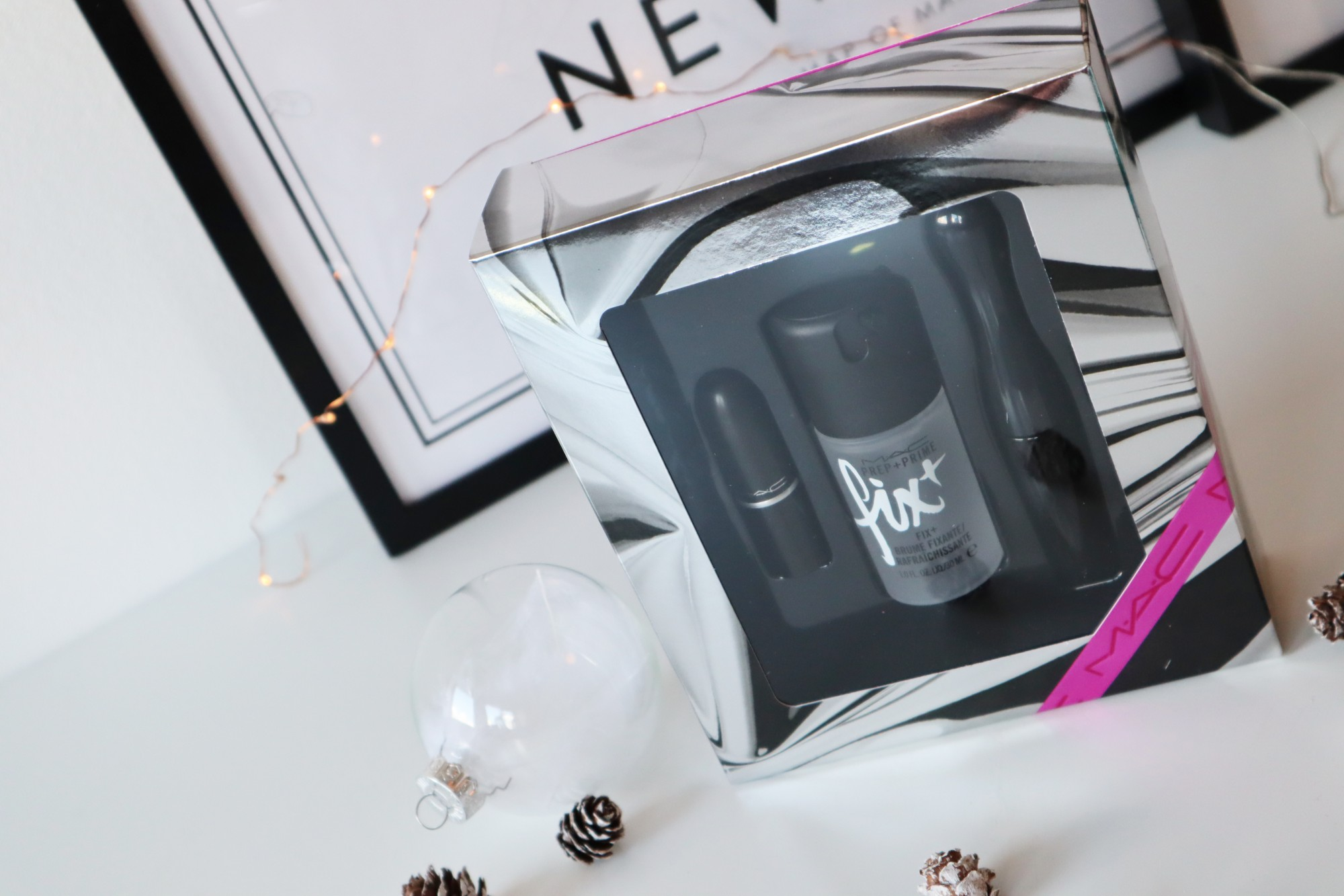 M.A.C. Shiny Pretty Things Holiday Collection