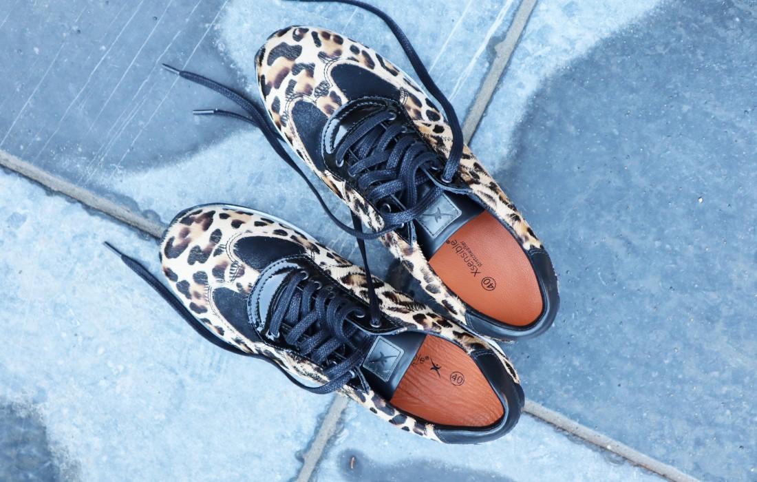 Xsensible Stretchwalker Leopard