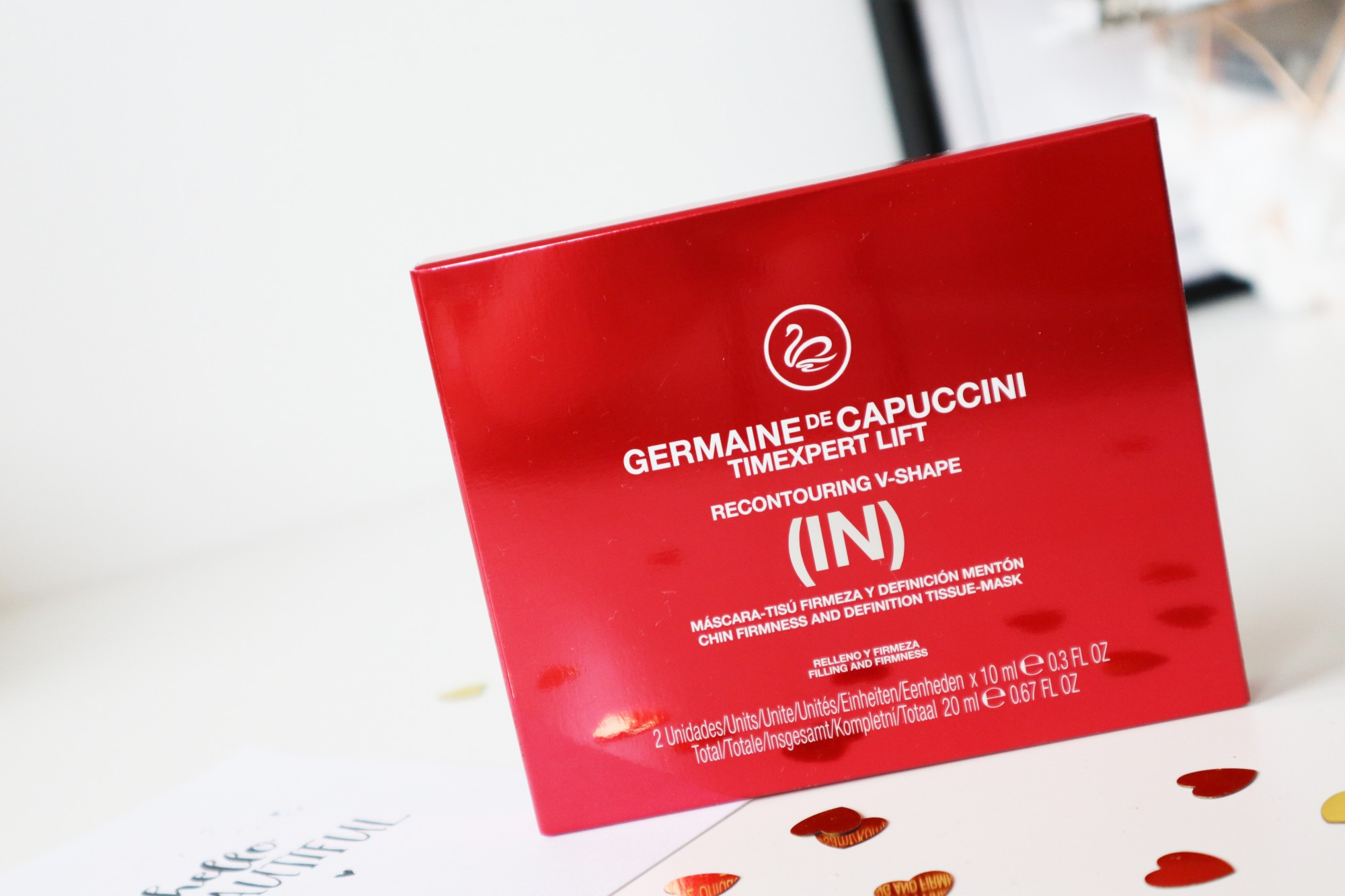 Germaine de Capuccini Recontouring V-Shape Masker Timexpert Lift(in)
