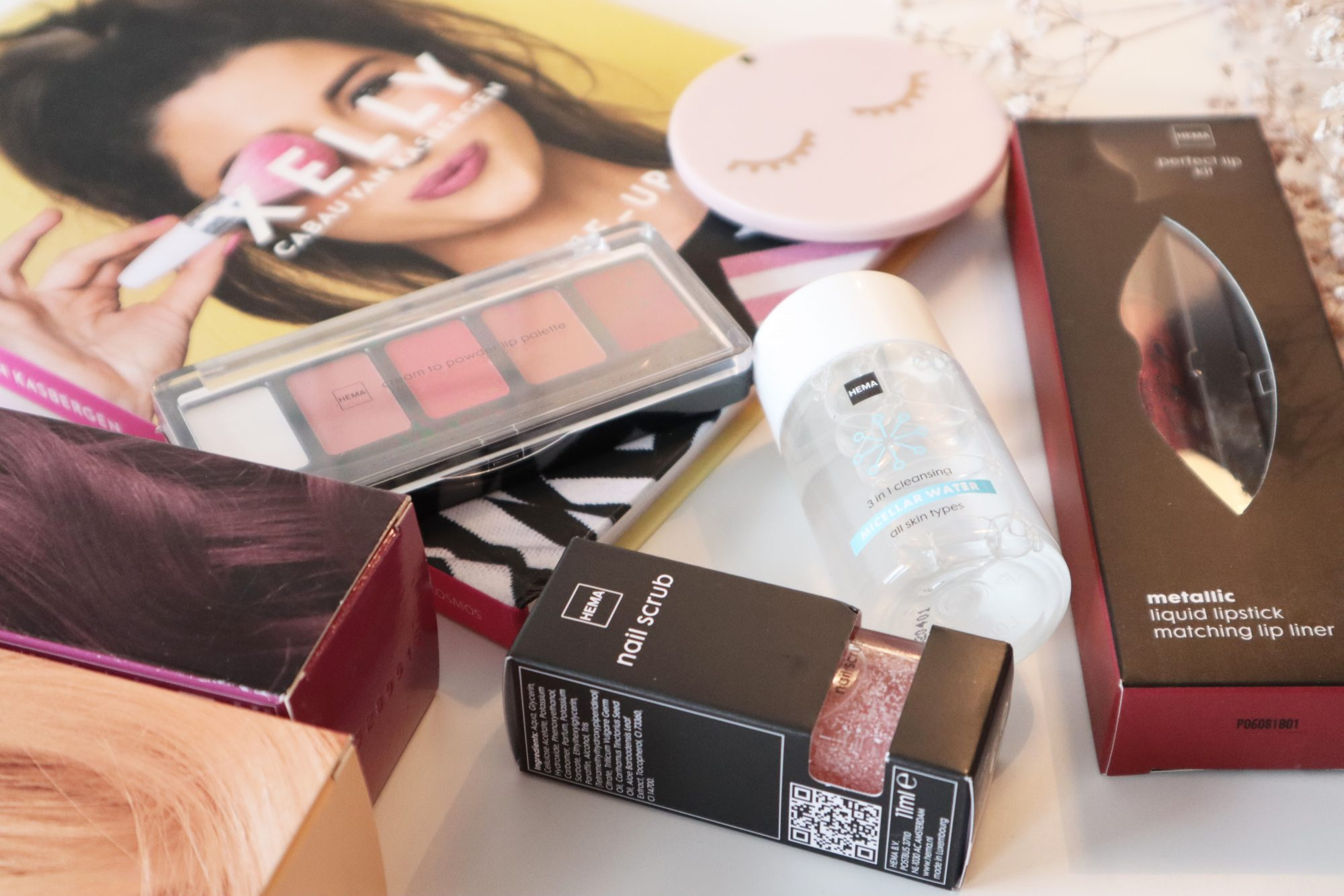 Hema beauty essentials