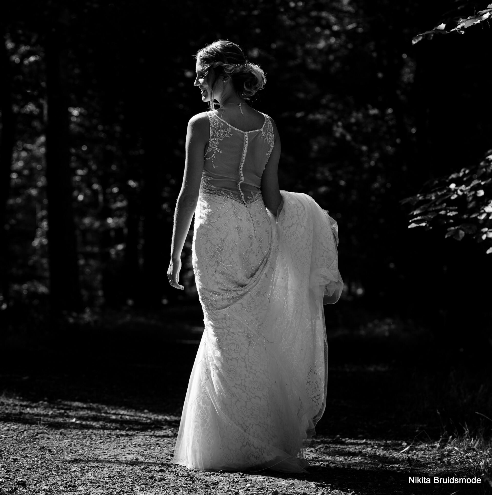 Tweedehands trouwjurk