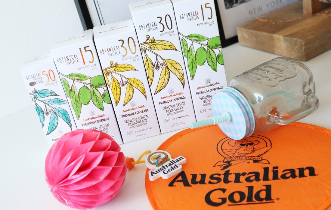 Australian Gold Botanical