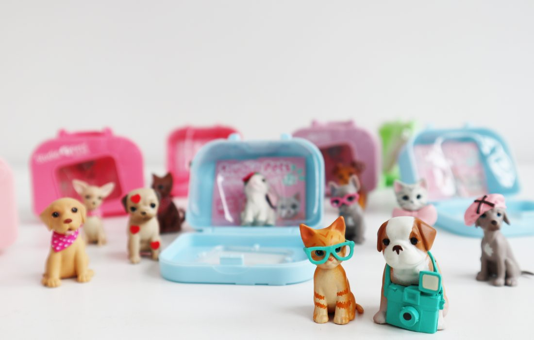 Studio Pet Toys