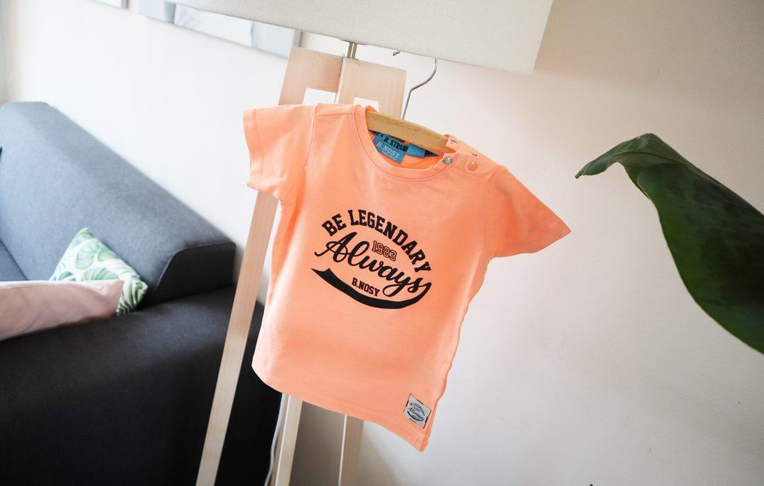 Shoplog kleertjes Brody zomer 2019