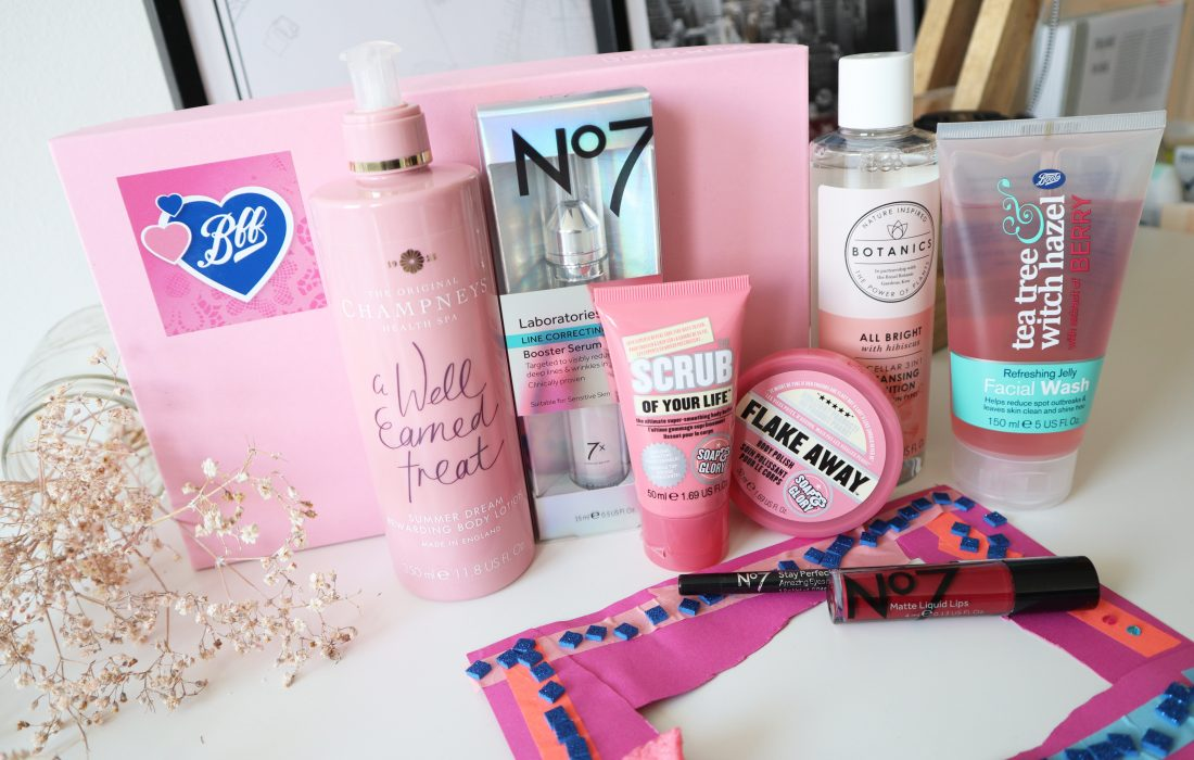 Boots BFF Box 1