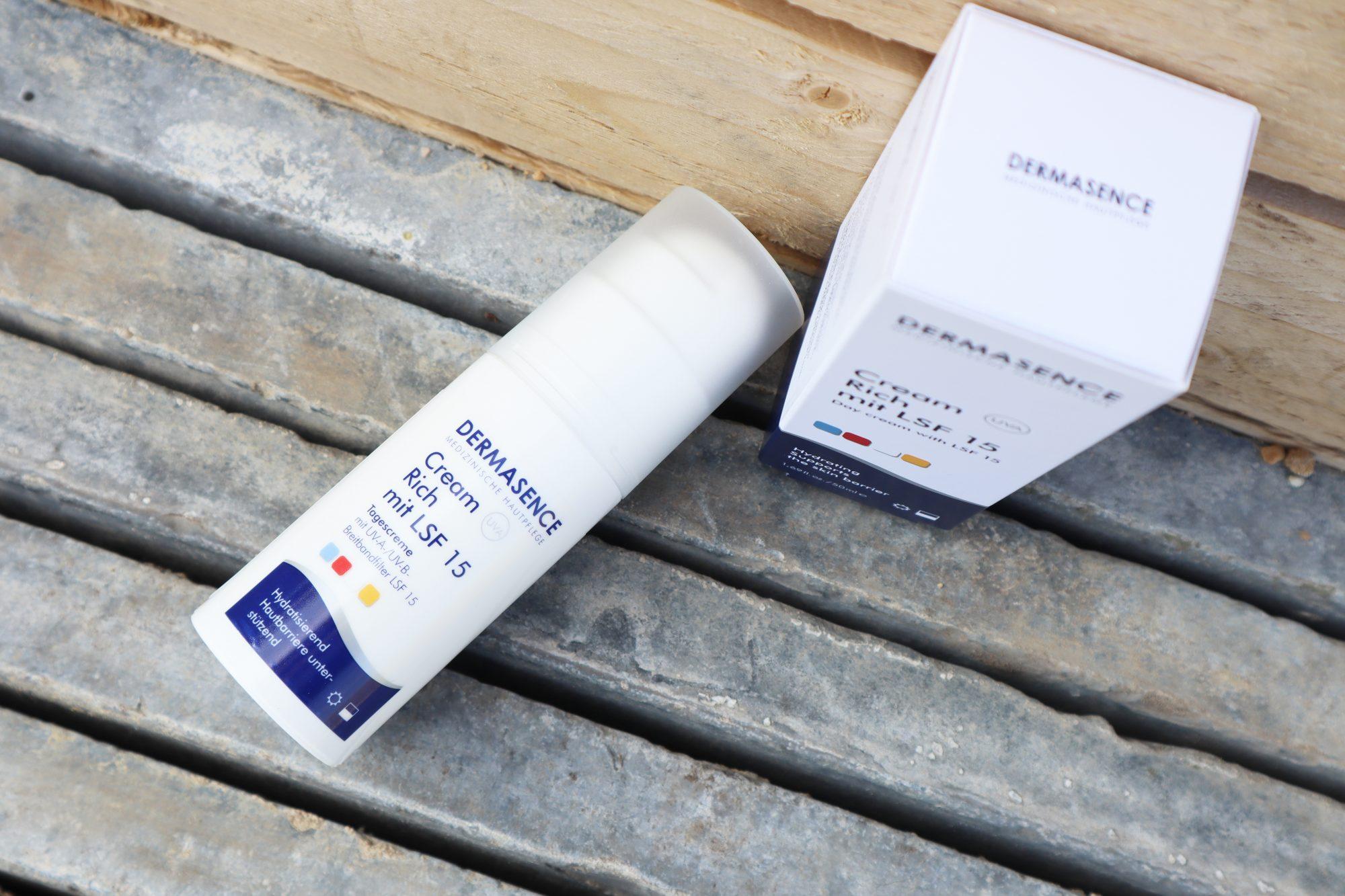 Dermasence Cream Rich LSF15